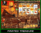 Pirate's Treasure Slots